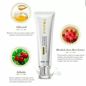 New Whitening & Moisturizing Face/Body Cream!